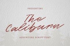 Web Font The Caliburn Product Image 1