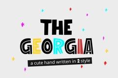 the georgia Product Image 1