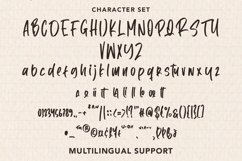 TheMaster - Cute Handletter Font Product Image 5