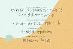 Web Font The Monster - Handmade Stylish Font Product Image 4