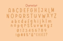 Web Font The Rising Product Image 4