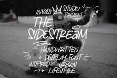 The Sidestream - Handwritten Display Product Image 1
