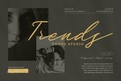 Web Font The Thursday Font Product Image 4