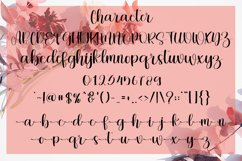 The Valentine - Beautiful Calligraphy Font Product Image 5