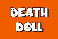 The Voodoo - Halloween Display Font Product Image 2