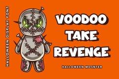 The Voodoo - Halloween Display Font Product Image 5