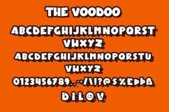 The Voodoo - Halloween Display Font Product Image 4