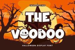 The Voodoo - Halloween Display Font Product Image 1