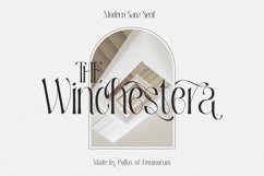 The Winchestera Product Image 1