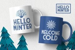 Web Font The Winter Product Image 2