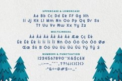 Web Font The Winter Product Image 4