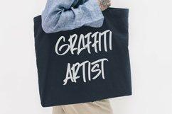 Web Font TheGraffiti - Modern Fancy Font Product Image 2