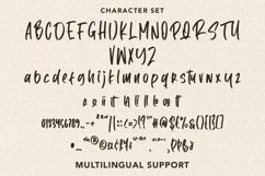 Web Font TheMaster - Cute Handletter Font Product Image 6