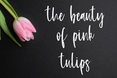 Thickness - Beauty Handwritten Font Product Image 5