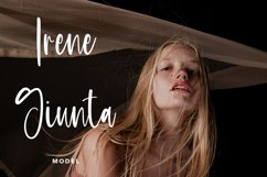 Thickness - Beauty Handwritten Font Product Image 6