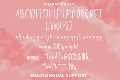 Thickness - Beauty Handwritten Font Product Image 3