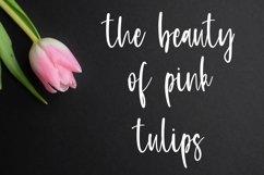 Web Font Thickness - Beauty Handwritten Font Product Image 4