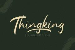 Web Font Thingking Product Image 1