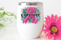 This is what a survivor looks like Breast Cancer Awareness Product Image 2