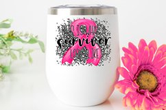 This is what a survivor looks like|Breast Cancer Awareness Product Image 2