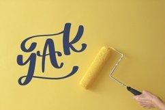 Web Font Three Letter Monogram Font Product Image 2