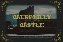 Web Font Thrones - Modern Gothic Font Product Image 6