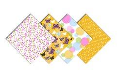 Melon Scrapbook Paper Pack - Summer Paper - Summer Patterns Product Image 4