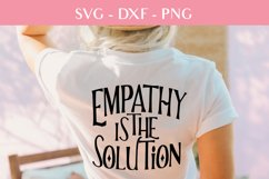Mental health tshirt svg, dxf, png cutting files Product Image 3