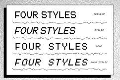 Tickerbit Font Family Product Image 3