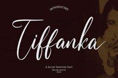 Tiffanka Script Font Product Image 1