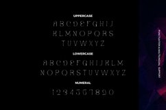 Web Font Timmothy Font Product Image 2