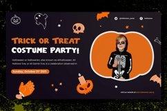 Web Font Tinny Bats - Halloween Display Font Product Image 2