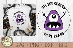Halloween SVG Bundle-Tis the Season-Ghost-Witch-Pumpkin Product Image 5