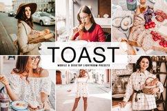Toast Mobile & Desktop Lightroom Presets Product Image 1