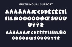 Web Font Toffu - Display Font Product Image 5