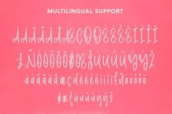 Web Font Together - Beauty Handwritten Font Product Image 4