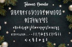 Tolerance - Christmas Handwritten Font Product Image 6