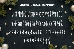 Tolerance - Christmas Handwritten Font Product Image 5