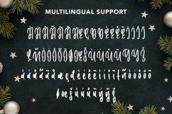 Web Font Tolerance - Christmas Handwritten Font Product Image 5
