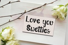 Tomorrow More - Display Cute Font Product Image 4