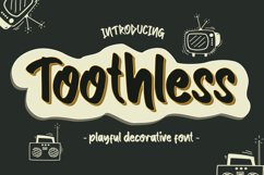 Toothless Product Image 1