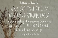 Web Font Trattoria - Calligraphy Font with Swash Product Image 6