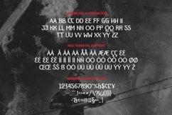 Web Font Treble Font Product Image 3