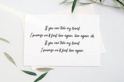 Tripfills Script Font Product Image 6