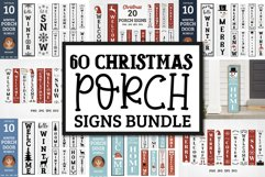 60 BESTSELLER Christmas porch signs, Christmas Welcome signs Product Image 1