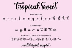 Tropical Sweet Product Image 6