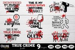 True Crime SVG   Murder Shows SVG Bundle Product Image 1