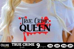True Crime SVG   Murder Shows SVG Bundle Product Image 2