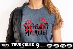 True Crime SVG   Murder Shows SVG Bundle Product Image 3