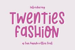 Twenties Fashion Product Image 1